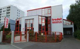 budova firmy Megaflex